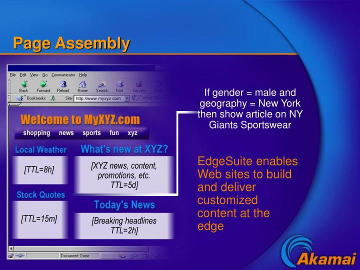 Page Assembly
