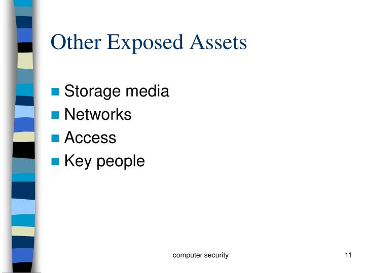 Other Exposed Assets