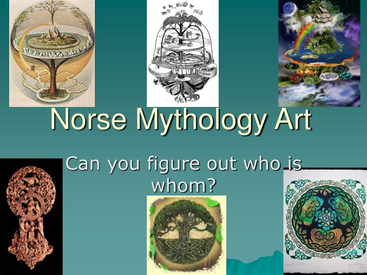 Norse mythology art