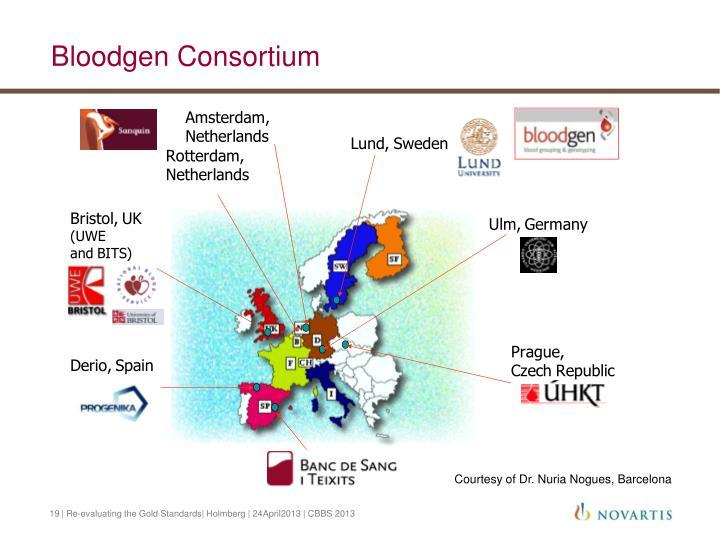 Bloodgen Consortium