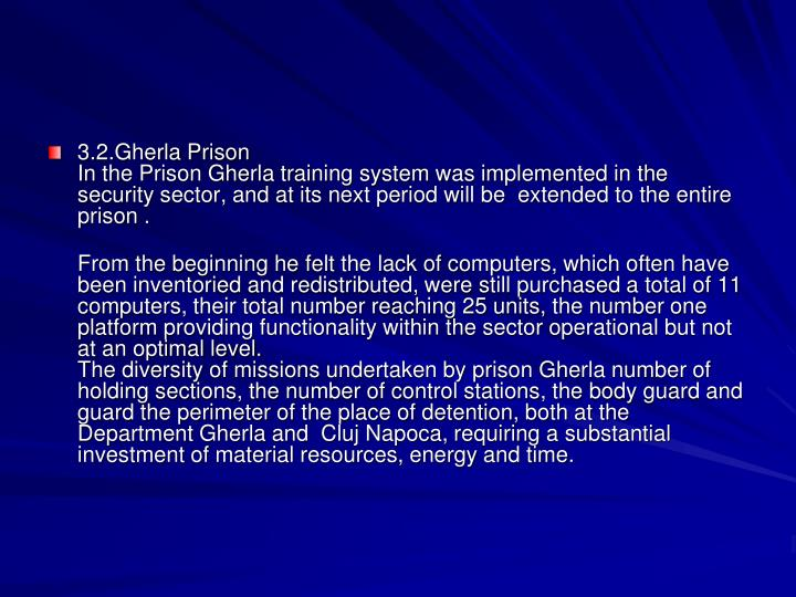 3.2.Gherla Prison