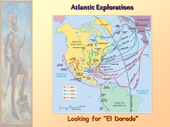 Atlantic Explorations