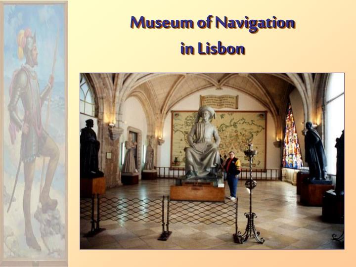 Museum of Navigation