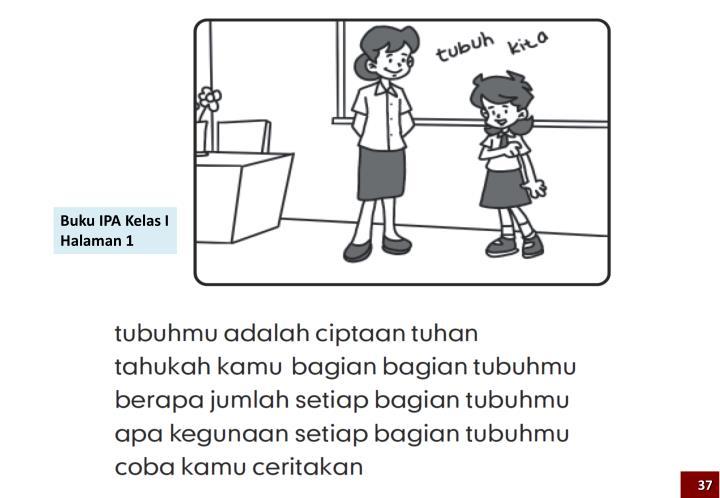 Buku IPA Kelas I