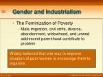 gender and industrialism7