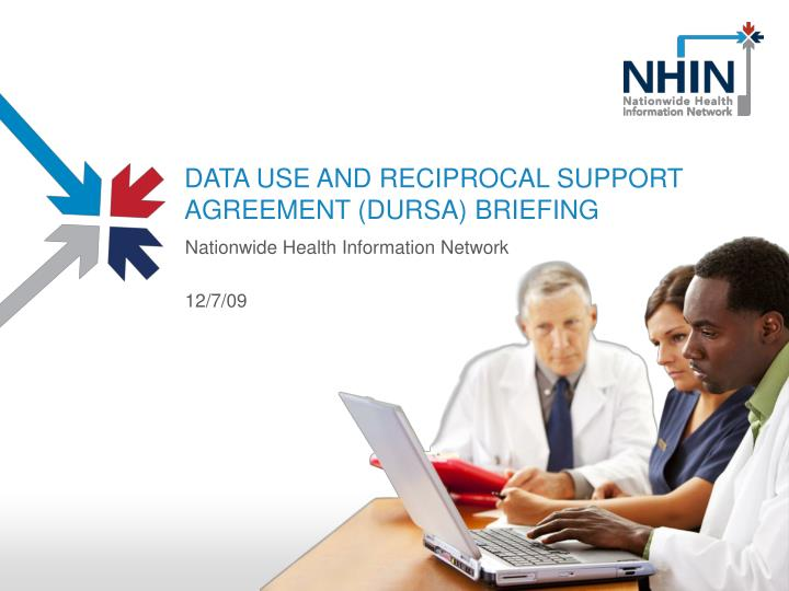 data use and reciprocal support agreement dursa briefing