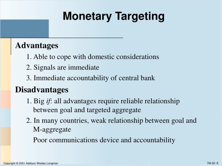 Monetary Targeting