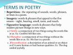 terms in poetry2