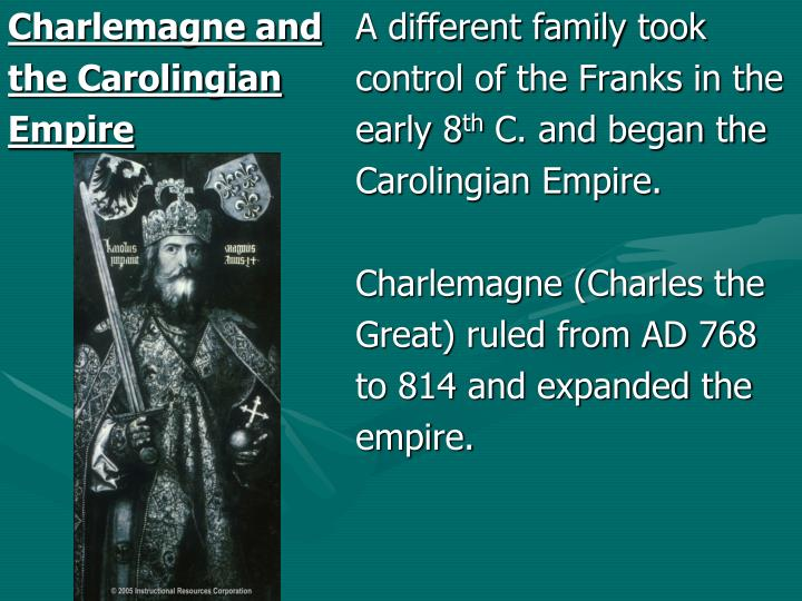 Charlemagne and