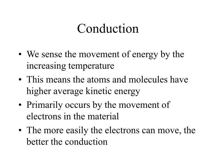 Conduction1