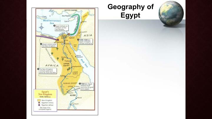Geography of
