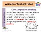 wisdom of michael fullan2