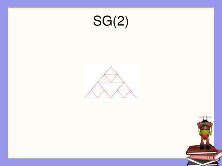 SG(2)