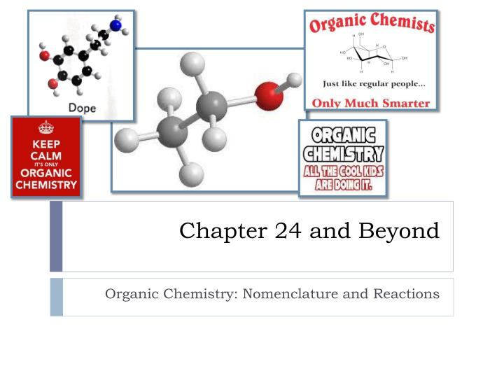 chapter 24 and beyond n.