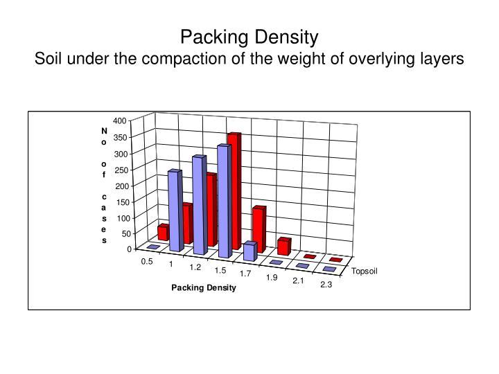 Packing Density