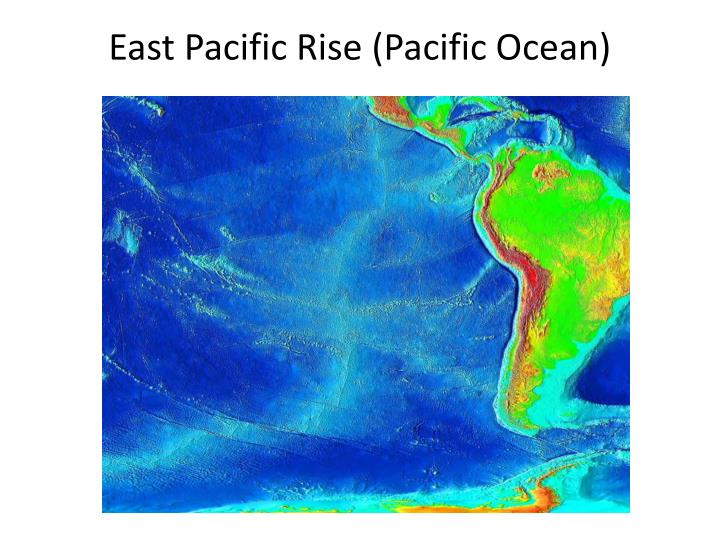 East Pacific Rise (Pacific Ocean)