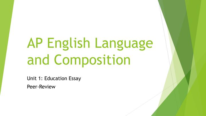 practice english language essay English language placement test sample if you would like to be considered for english 101 or eap, please write an essay on one of the following topics: 1.