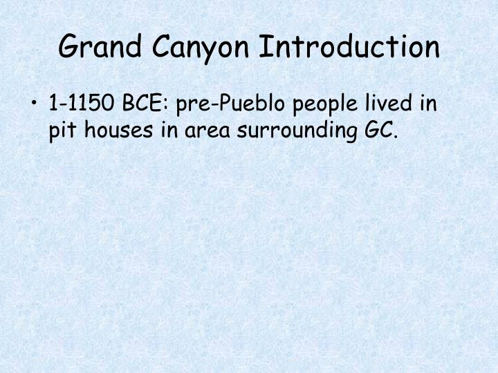 Grand canyon introduction1