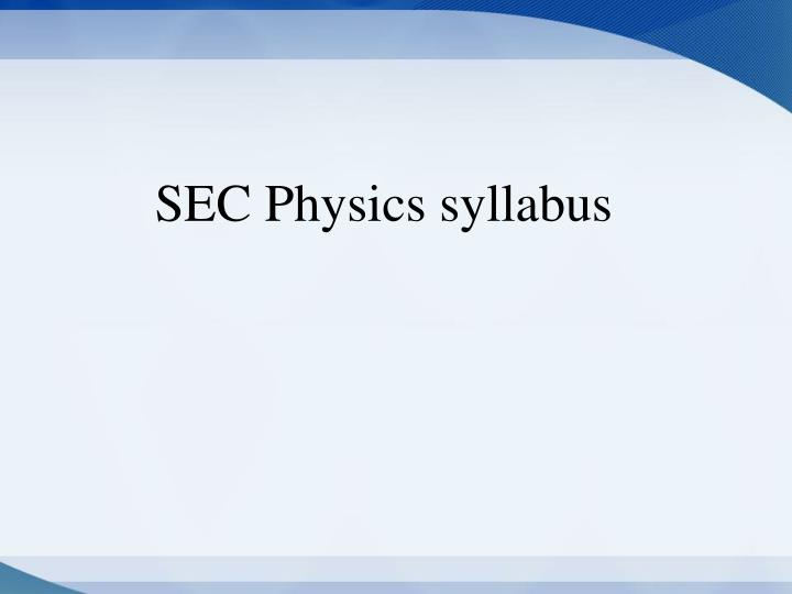physics syllabus Oberlin college physics 212 syllabus for fall 2018 prerequisites: physics 111 (electricity, magnetism, and thermodynamics) and mathematics 231 (multivariable calculus.