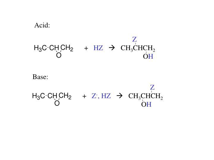 Acid: