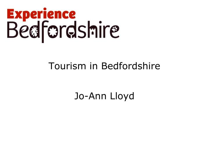 tourism in bedfordshire