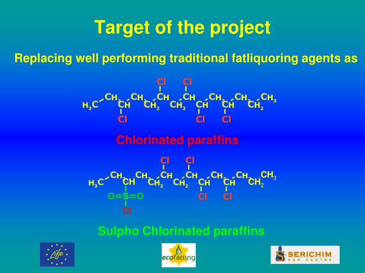 Target of the project