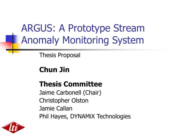 monitoring system thesis Effective system condition monitoring, which monitors a parameter of condition in system components or subsystem so that a significant change is indicative of a developing failure, provides multifarious benefits such as improved safety, improved reliability and reduced.