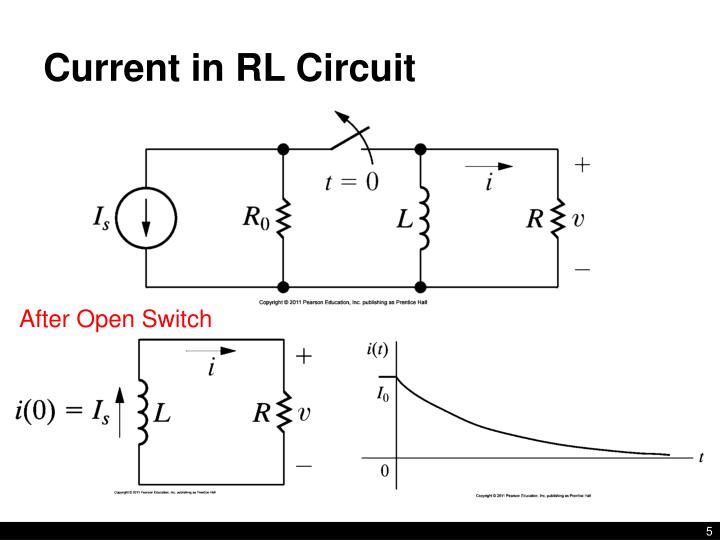 ppt - lecture 10  rl  u0026 rc circuits nilsson  u0026 riedel 7 1-7 6 powerpoint presentation