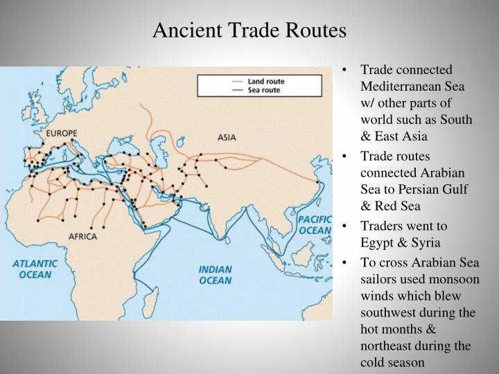 Ancient Trade Routes