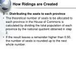 how ridings are created2