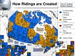 how ridings are created5