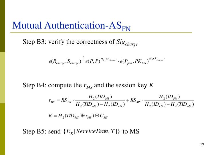 Mutual Authentication-AS
