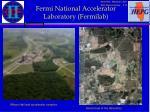 fermi national accelerator laboratory fermilab