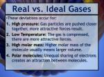 real vs ideal gases1