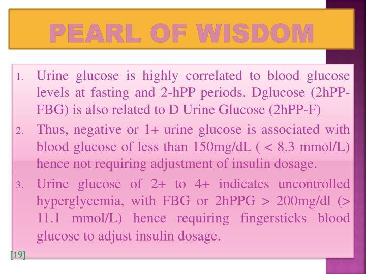 PEARL OF WISDOM