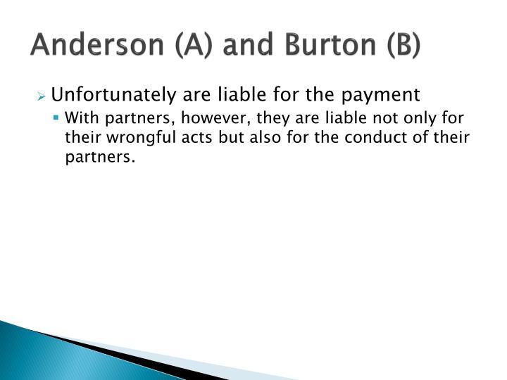 Anderson (A)