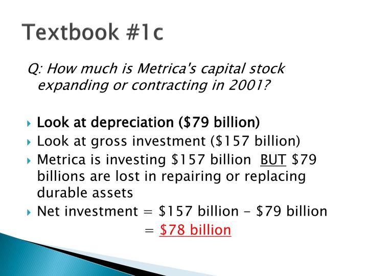 Textbook #1c