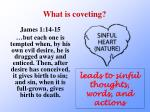 what is coveting2