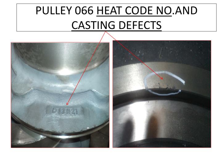 PULLEY 066