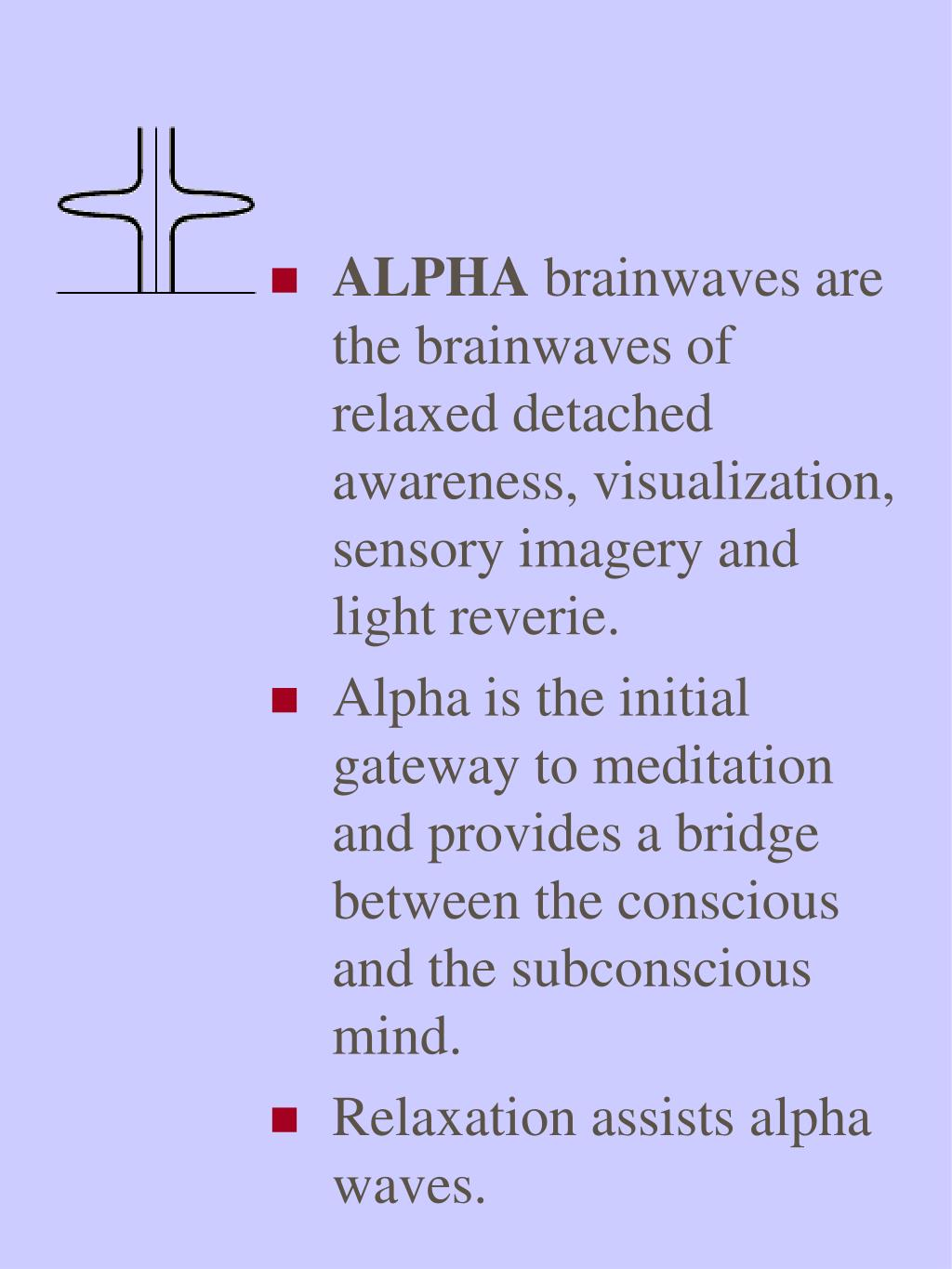 PPT - Meditation - The Laser of the Mind PowerPoint