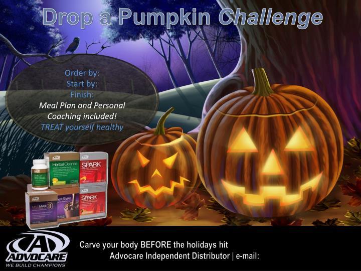 Drop a Pumpkin