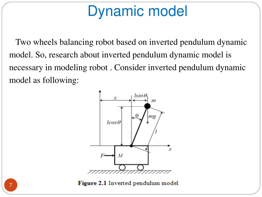 PPT - Two Wheels Self Balancing Robot PowerPoint