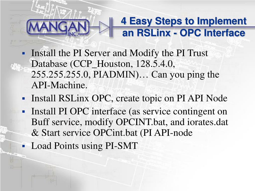 PPT - Case Study of a PI-Batch Application The Good, The Bad