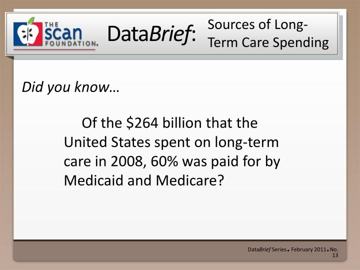 a research on long term care ltc in the united states Ltc consumer is your resource for long term care statistics and facts about long term care planning.