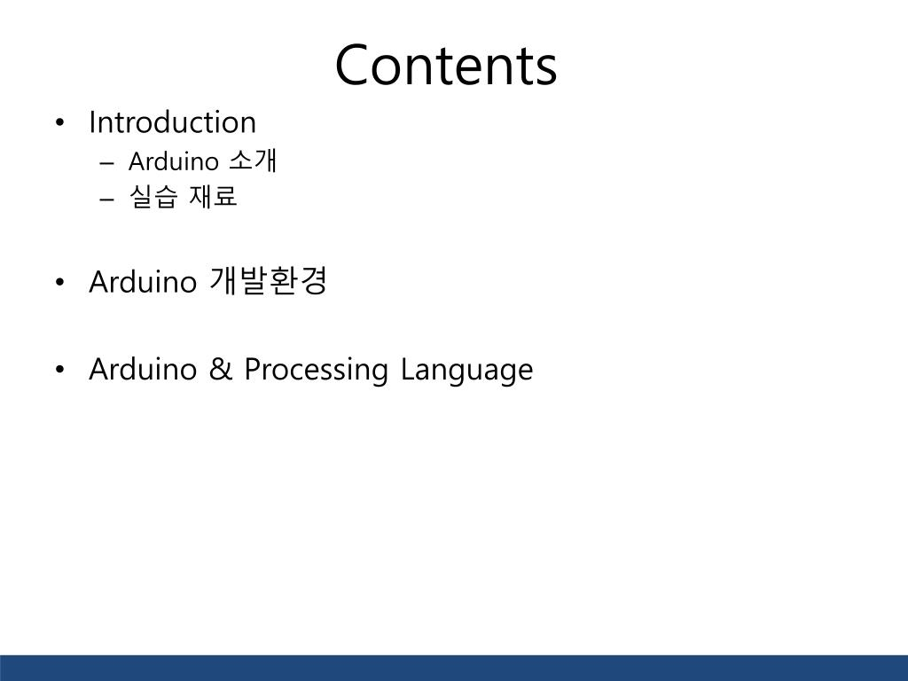 PPT - Arduino Programming PowerPoint Presentation - ID:6554531