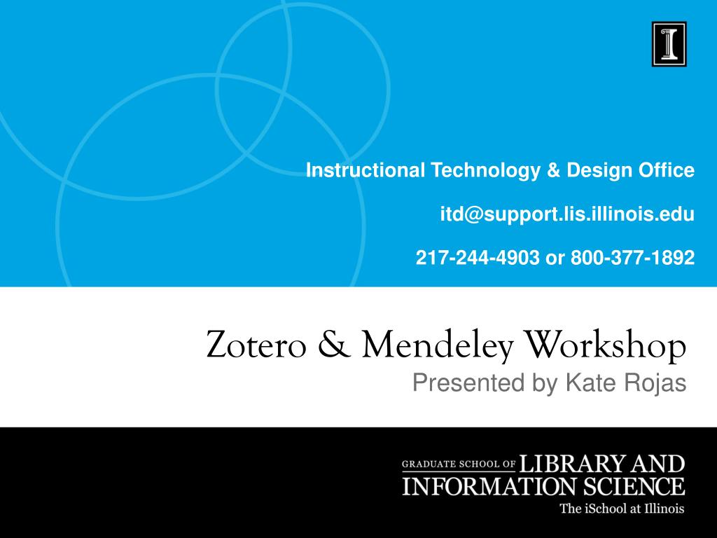 Ppt Instructional Technology Design Office Itd Support Lis Illinois 217 244 4903 Or 800 377 1892 Powerpoint Presentation Id 6554989