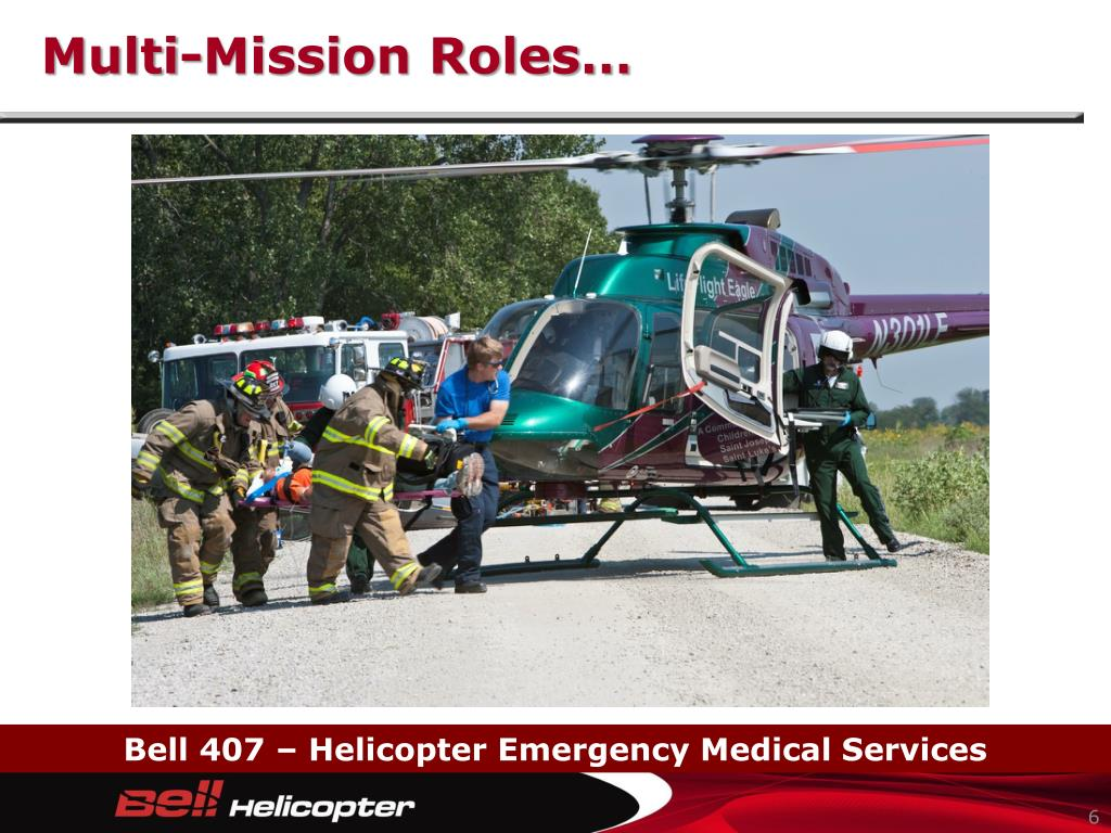 PPT - Bell Helicopter Changing the way the world flies PowerPoint