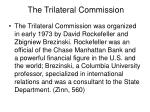 the trilateral commission