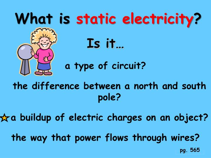 Electricity Is Static Or Parallel