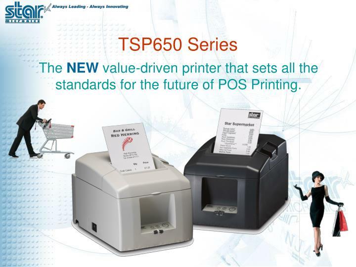 Tsp650 series